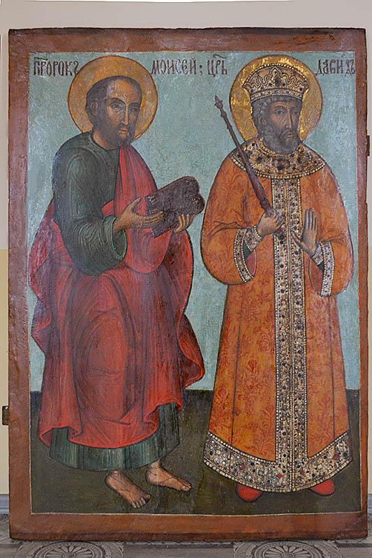 Реставрация икон. Храм Вознесения Господня